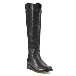 Dolce Vita Lujan Leather Knee-High Riding Boots JS